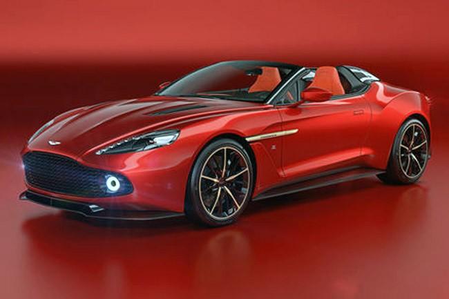 Aston Martin trình làng Vanquish Zagato phiên bản Speedster và Shooting Brakes ảnh 1