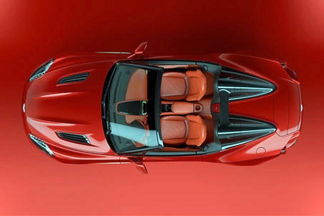 Aston Martin trình làng Vanquish Zagato phiên bản Speedster và Shooting Brakes ảnh 2