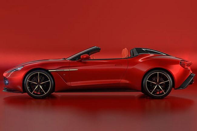 Aston Martin trình làng Vanquish Zagato phiên bản Speedster và Shooting Brakes ảnh 4