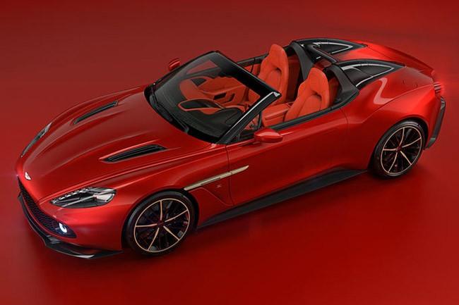 Aston Martin trình làng Vanquish Zagato phiên bản Speedster và Shooting Brakes ảnh 5