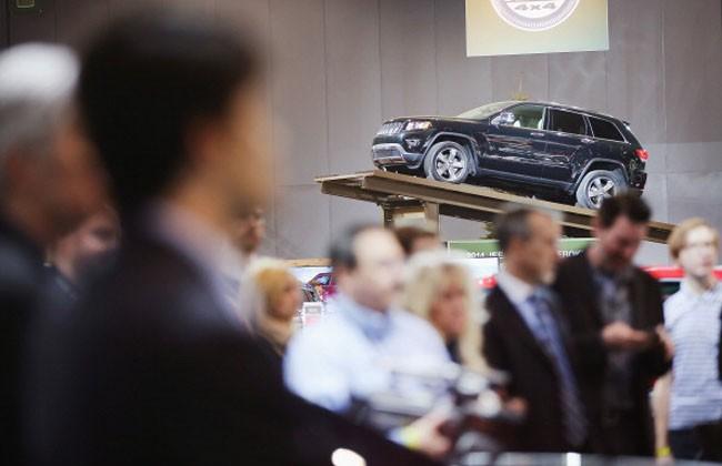 10 triển lãm xe hơi lớn nhất và uy tín nhất thế giới (Phần 1) ảnh 3
