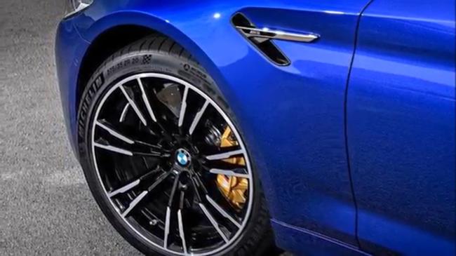 Rò rỉ hình ảnh của BMW M5 2018 ảnh 4