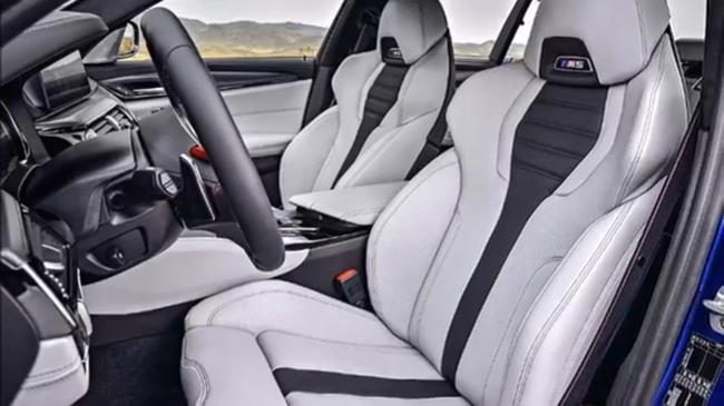 Rò rỉ hình ảnh của BMW M5 2018 ảnh 3