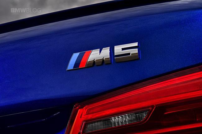 BMW M5 thế hệ mới chính thức ra mắt – chiếc BMW nhanh nhất trong lịch sử ảnh 4