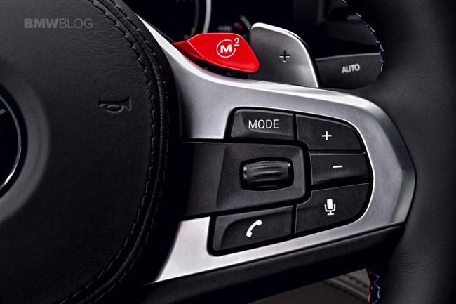 BMW M5 thế hệ mới chính thức ra mắt – chiếc BMW nhanh nhất trong lịch sử ảnh 5