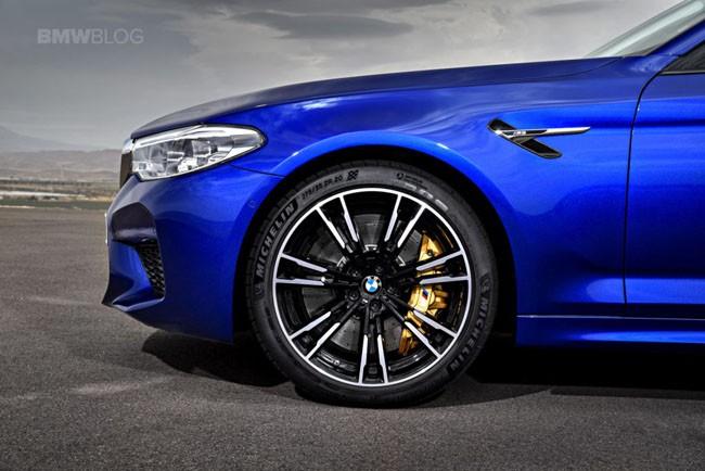 BMW M5 thế hệ mới chính thức ra mắt – chiếc BMW nhanh nhất trong lịch sử ảnh 6