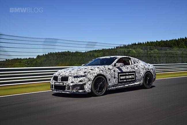BMW M8 sẽ còn mạnh hơn cả BMW M5 F90 ảnh 3
