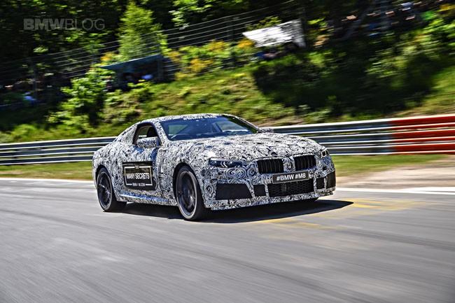 BMW M8 sẽ còn mạnh hơn cả BMW M5 F90 ảnh 2