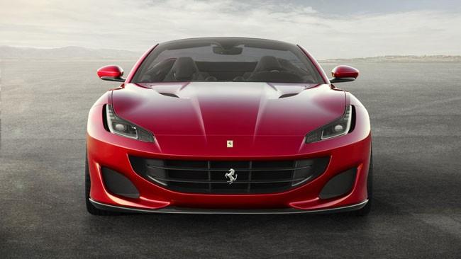 Lộ diện siêu xe Ferrari Portofino – người kế nhiệm California ảnh 2