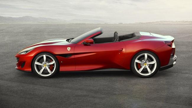 Lộ diện siêu xe Ferrari Portofino – người kế nhiệm California ảnh 3
