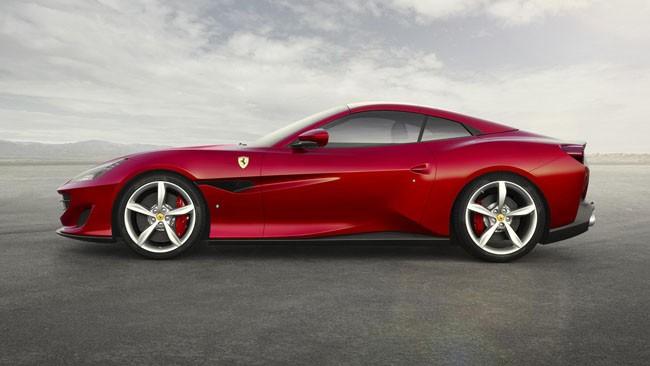 Lộ diện siêu xe Ferrari Portofino – người kế nhiệm California ảnh 4