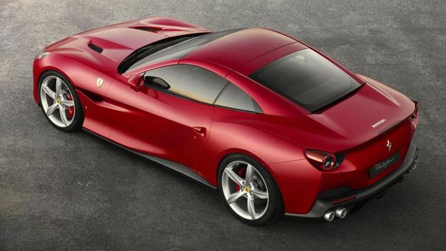 Lộ diện siêu xe Ferrari Portofino – người kế nhiệm California ảnh 7