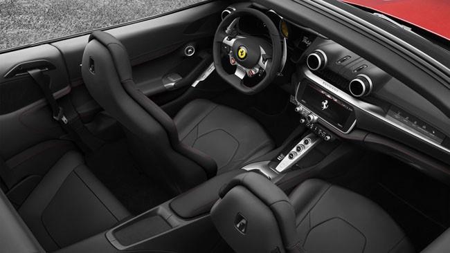 Lộ diện siêu xe Ferrari Portofino – người kế nhiệm California ảnh 5