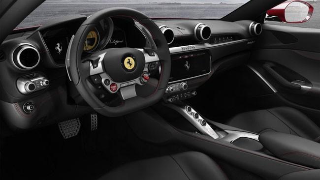 Lộ diện siêu xe Ferrari Portofino – người kế nhiệm California ảnh 6