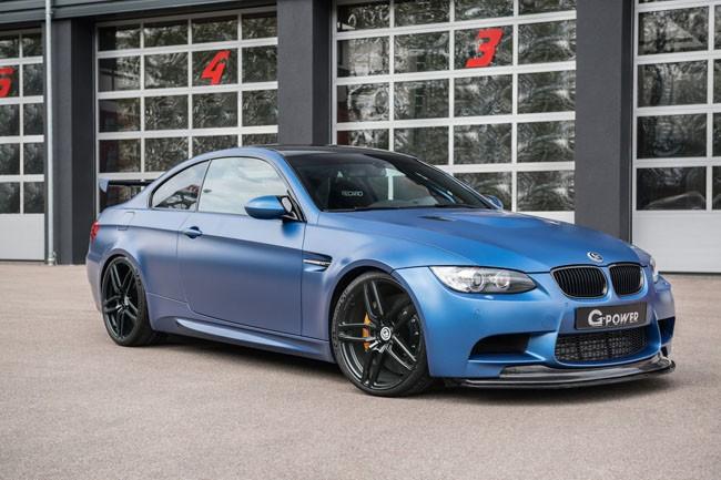 BMW E9x M3 mạnh. … 720 mã lực của G-Power ảnh 1