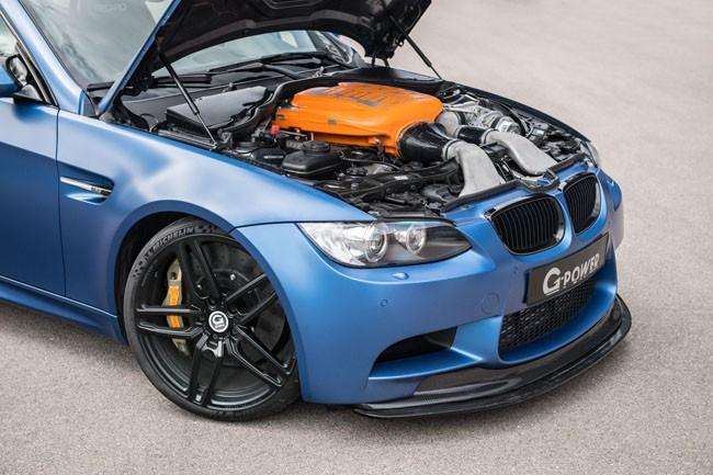 BMW E9x M3 mạnh. … 720 mã lực của G-Power ảnh 2
