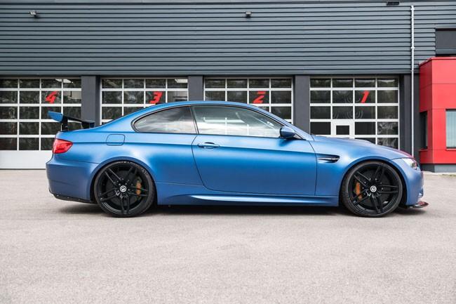 BMW E9x M3 mạnh. … 720 mã lực của G-Power ảnh 3