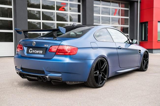 BMW E9x M3 mạnh. … 720 mã lực của G-Power ảnh 4