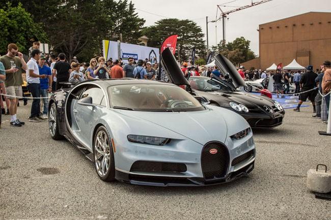 """6 mẫu xe được yêu thích nhất tại sự kiện """"Exotics on Cannery Row"""" ảnh 4"""