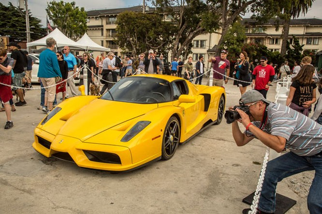 """6 mẫu xe được yêu thích nhất tại sự kiện """"Exotics on Cannery Row"""" ảnh 6"""