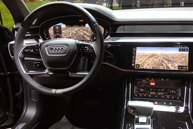 Traffic Jam Assist – Trí thông minh nhân tạo hỗ trợ lái xe của Audi ảnh 2