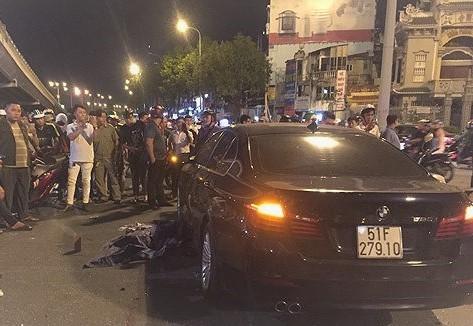 Tạm giam nữ tài xế lái BMW gây tai nạn chết người ở Sài Gòn ảnh 1