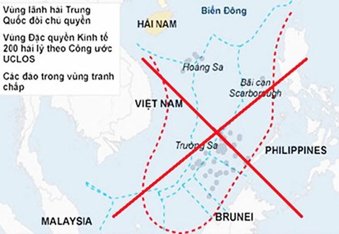 Kỳ 2: Biển Đông dậy sóng trước tham vọng bá quyền của Bắc Kinh ảnh 4