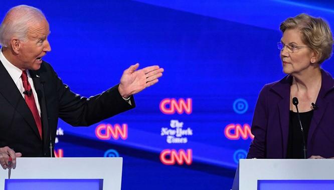 Cuộc quyết đấu giữa Trump và ứng viên Dân chủ đã rõ ràng hơn ảnh 2