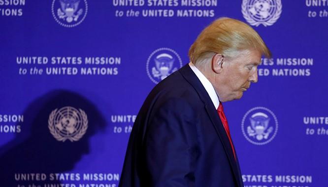 Kỳ 2: Cuộc chiến luận tội Trump và những điều chưa từng có tiền lệ ảnh 1