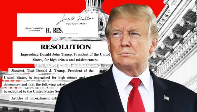 Bài 3: Những hệ lụy khôn lường khi Trump bị luận tội ảnh 2