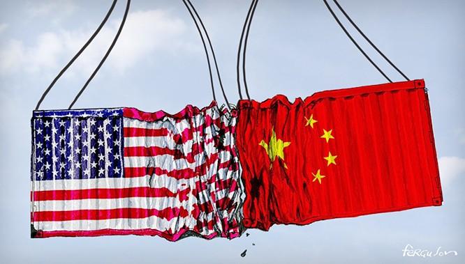 Đối đầu Mỹ - Trung Quốc: Ai sẽ là người thắng cuộc? ảnh 2