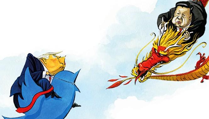 """Trung Quốc """"tự đưa bóng vào lưới nhà"""" trong nỗ lực thống lĩnh sau COVID-19? ảnh 2"""