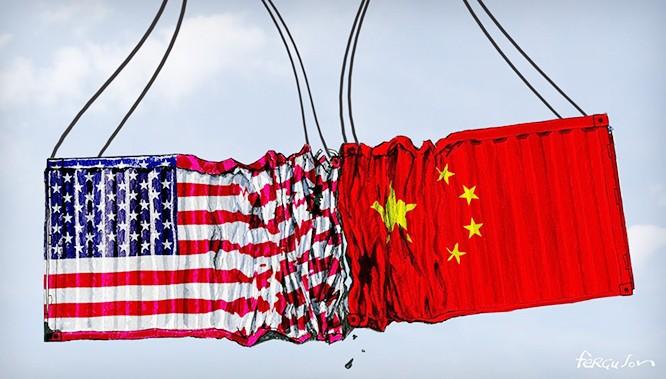 """Bắc Kinh đẩy mạnh """"ngoại giao chiến lang"""" hậu COVID-19 ảnh 2"""