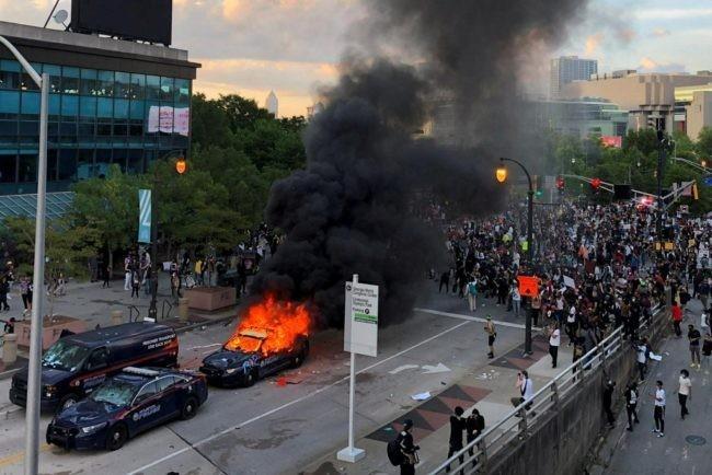 Kỳ 2: Bạo loạn nước Mỹ, người dân luôn là kẻ thua cuộc ảnh 1