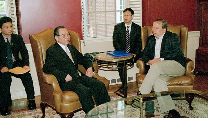 """Kỳ cuối: Khi Thủ tướng Việt Nam """"đặt hàng"""" tới Harvard ảnh 1"""