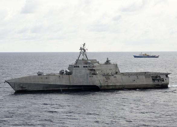 Tại sao Mỹ mạnh tay đẩy lùi Trung Quốc quân sự hóa Biển Đông? ảnh 2
