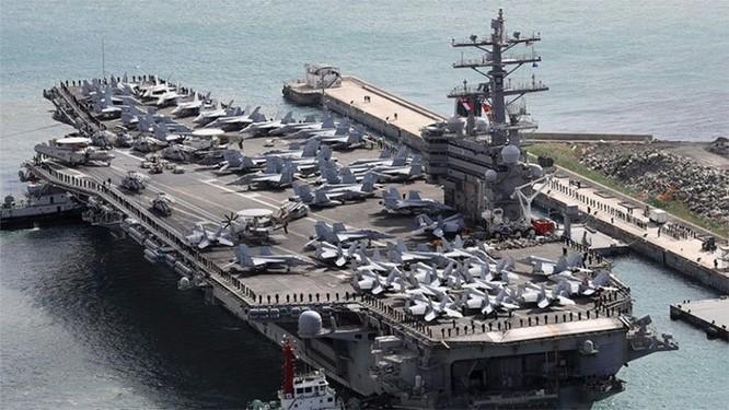 Tại sao Mỹ mạnh tay đẩy lùi Trung Quốc quân sự hóa Biển Đông? ảnh 4