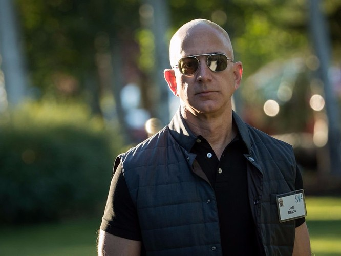 Jeff Bezos đã xây dựng đế chế bán lẻ Amazon như thế nào? ảnh 1