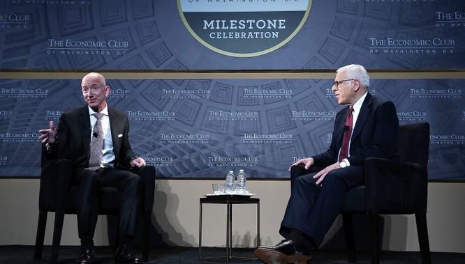 Jeff Bezos đã xây dựng đế chế bán lẻ Amazon như thế nào? ảnh 2