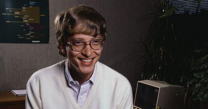 """Bill Gates: Từ """"con mọt sách"""" đến tỉ phú thiện nguyện vĩ đại nhất ảnh 2"""
