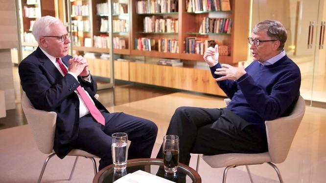"""Bill Gates: Từ """"con mọt sách"""" đến tỉ phú thiện nguyện vĩ đại nhất ảnh 1"""
