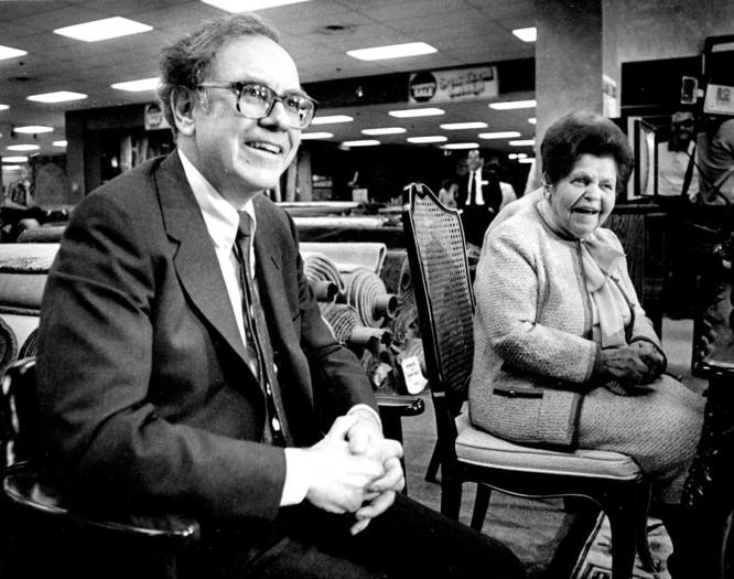 """Khi Warren Buffett """"tìm thấy một đam mê"""" ảnh 2"""