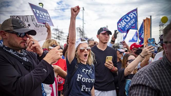 Tại sao Đảng Cộng hoà ủng hộ cuộc chiến pháp lý của ông Trump? ảnh 2