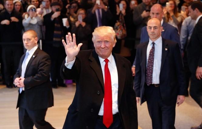 """Giải mã sức hút của """"kẻ nổi loạn quyến rũ"""" Donald Trump ảnh 5"""