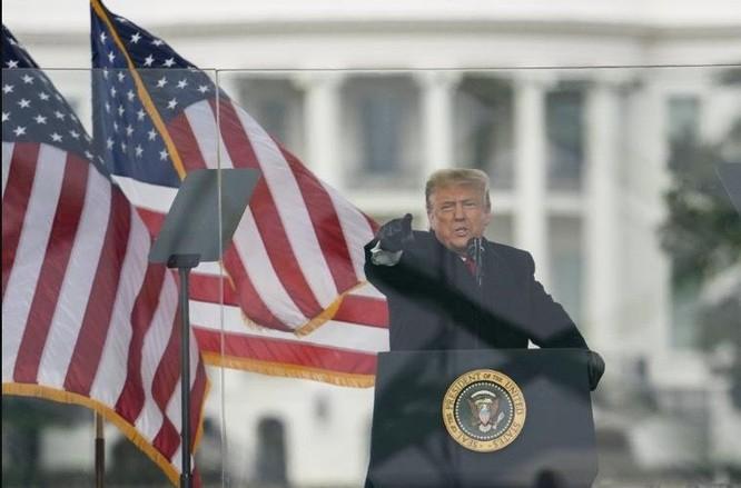 """""""Quả cầu sắt"""" Donald Trump để lại gì cho """"ngọn hải đăng"""" nước Mỹ? ảnh 4"""