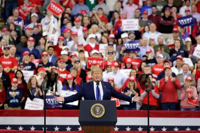 """""""Quả cầu sắt"""" Donald Trump để lại gì cho """"ngọn hải đăng"""" nước Mỹ? ảnh 6"""
