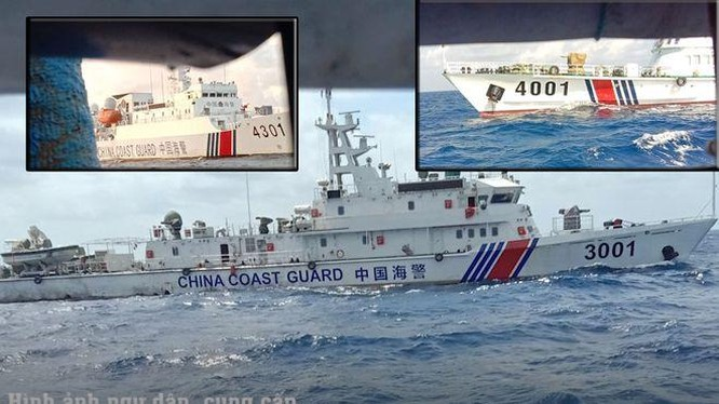 """Luật Hải cảnh (Kỳ 1): """"Cuộc chiến không khói súng"""" của Trung Quốc ở Biển Đông ảnh 3"""