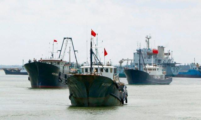 """Luật Hải cảnh (Kỳ 3): Chiến lược vùng xám cùng """"binh đoàn giấu mặt"""" của Trung Quốc trên Biển Đông ảnh 4"""