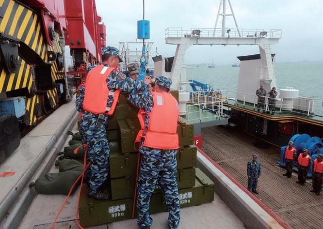 """Luật Hải cảnh (Kỳ 3): Chiến lược vùng xám cùng """"binh đoàn giấu mặt"""" của Trung Quốc trên Biển Đông ảnh 5"""