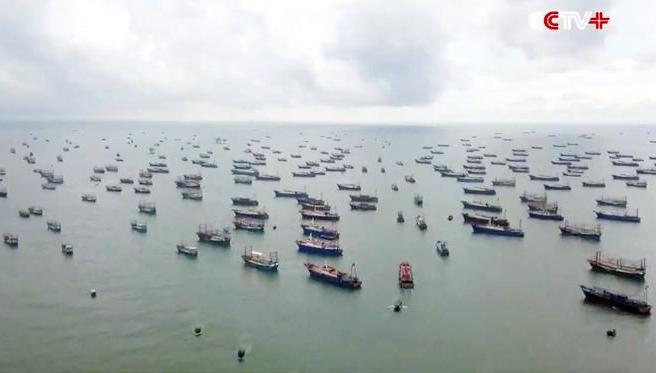"""Luật Hải cảnh (Kỳ 3): Chiến lược vùng xám cùng """"binh đoàn giấu mặt"""" của Trung Quốc trên Biển Đông ảnh 1"""